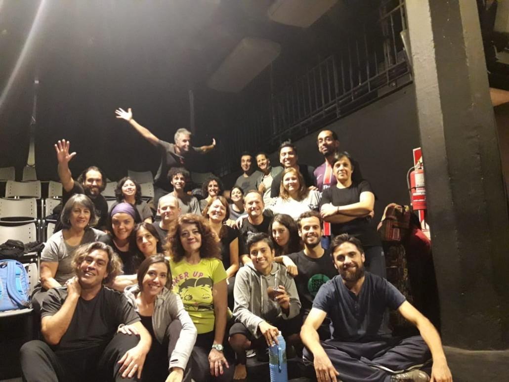 Foto Grupo Celcit 2018 - nº 2