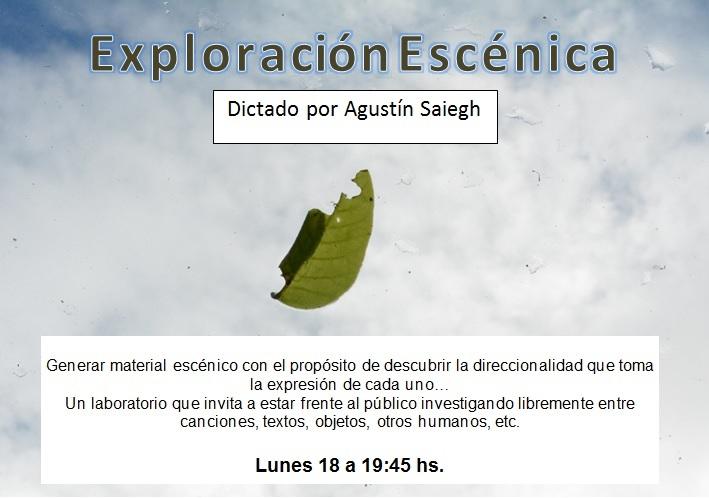 Exploracio Escenica