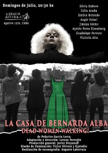 Bernarda - fondo negro
