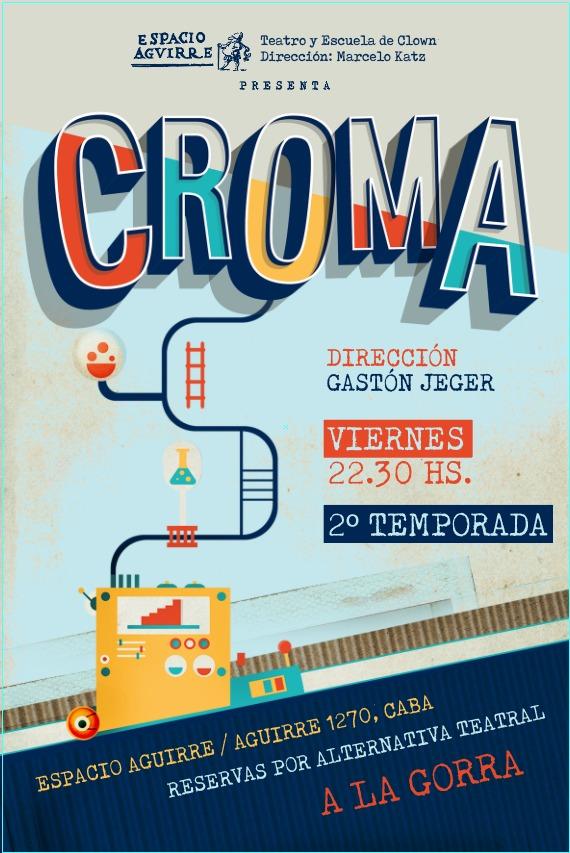 Croma 2018